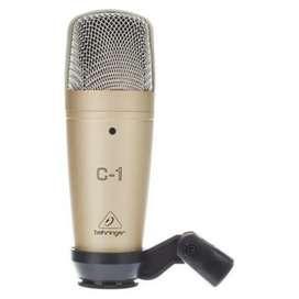 Microfono condensador beninger c-1