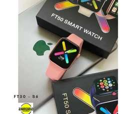 SMARTHWATCH FT50 RELOJ INTELIGENTE PROMOCION