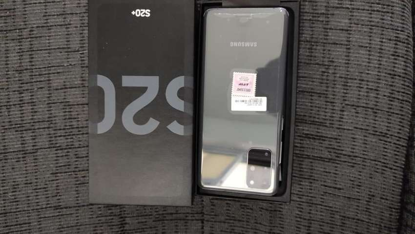 Samsung galaxy s20 plus 0