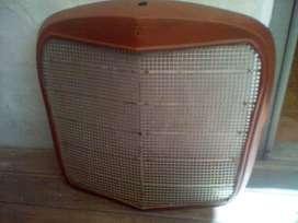 parrilla mascara de radiador mercedez benz 1960
