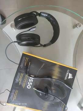 Headset audífonos gamer Corsair HS50