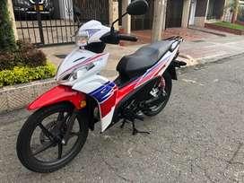 Honda Wave 110S Racing 2019
