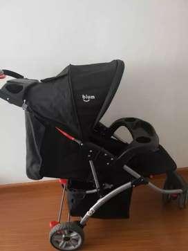 Coche para bebe o niño