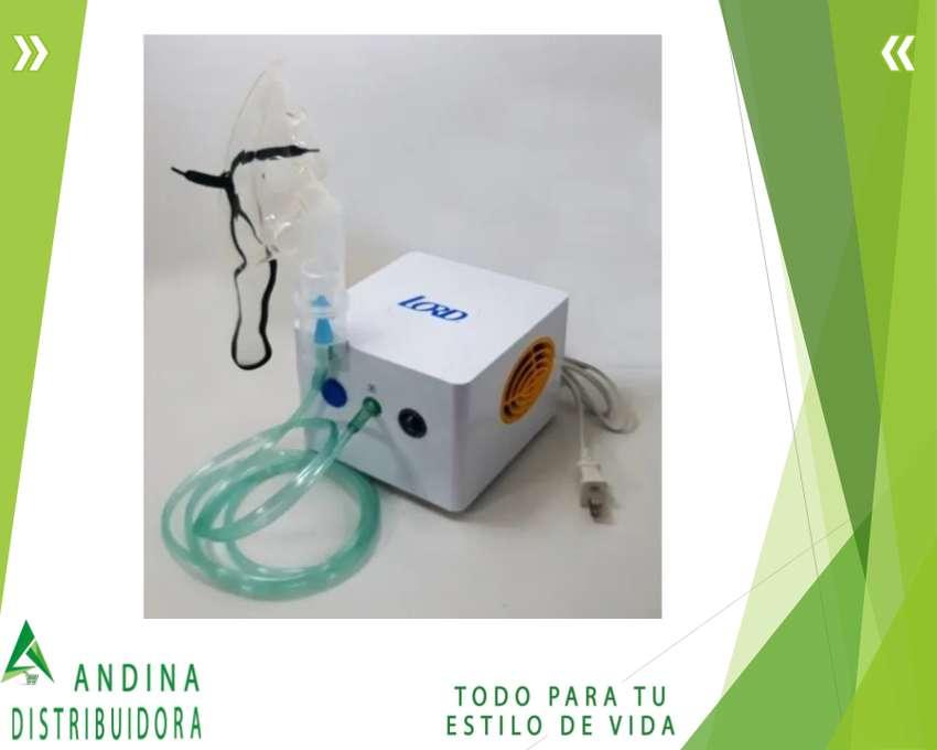 Nebulizador Familiar Niños Adulto Terapia Respiratoria 0