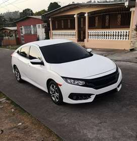 Honda civic 2018 negociable
