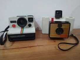 Cámaras de foto polaroid originales