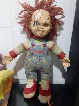 Se vende muñeco chucky