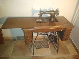 maquina coser SINGER original excelente estado