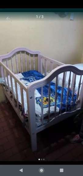 Se vende cama cuna