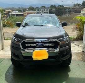 Camioneta Ford Ranger 2.5  2018 precio negociable