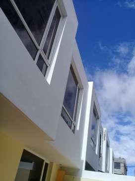 Pintor de casas edificios