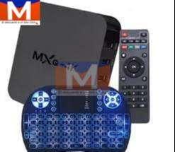 Tv Box De 512GB + Teclado Mini A Domicilio