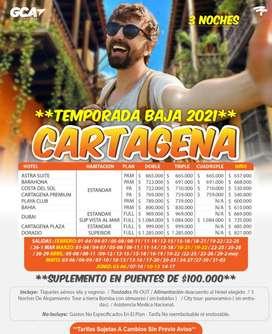 Cartagena a tu alcance!!!