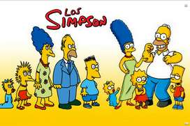 PROMO PACK LOS SIMPSONS
