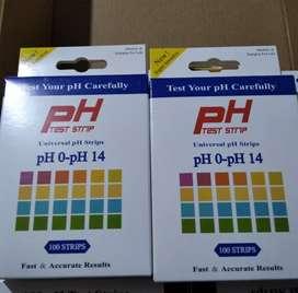Tiras reactivas PH