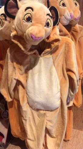 Disfraz de Simba Nuevo Disney