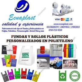 Fábrica de plástico en Quito