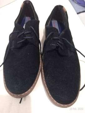 Zapatos Fiorenci Negros sin uso