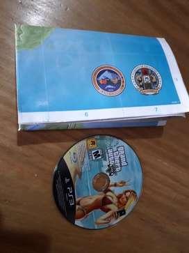 Vendo Gta 5 Playstation 3