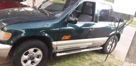 Kia Sportage en buen estado diesel 4x4
