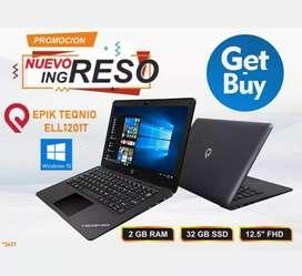 Laptops Epik teqnio ELL1201T PR