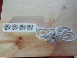 Regleta eléctrica.