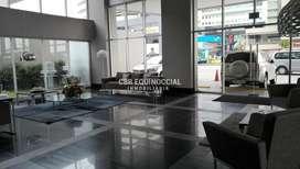 Alquiler departamento amoblado en Quo Luxury frente a Elite Building