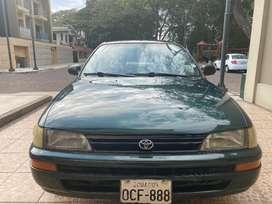 Toyota Corolla Año 1997