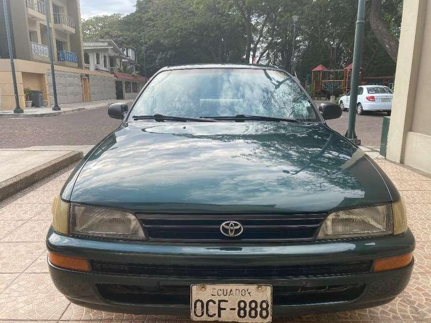 Toyota Corolla Año 1997 0