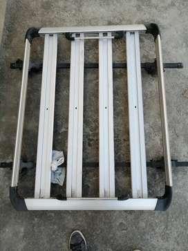Parrilla para auto de aluminio