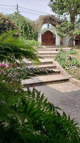 Excepcional Propiedad y Exclusiva en Villa Allende. VENTA
