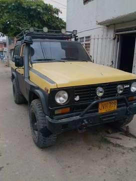 GANGAZO Nissan patrol