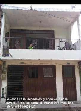 En venta casa de 2 pisos