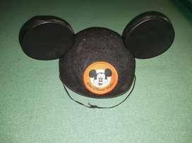 Gorro de World Disney Original de Mickey Gorro de Mickey con elástico para niños