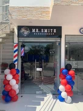 Se necesitan barberos para prestigiosa Barbershop soledad!