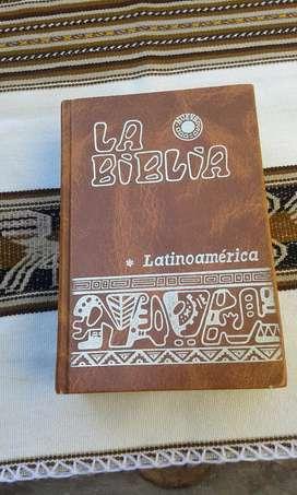 La Biblia. *Latinoamérica. Edición Pastoral
