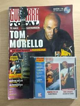 Revistas Guitarra Total