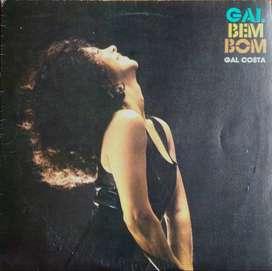 LP de Gal Costa año 1985