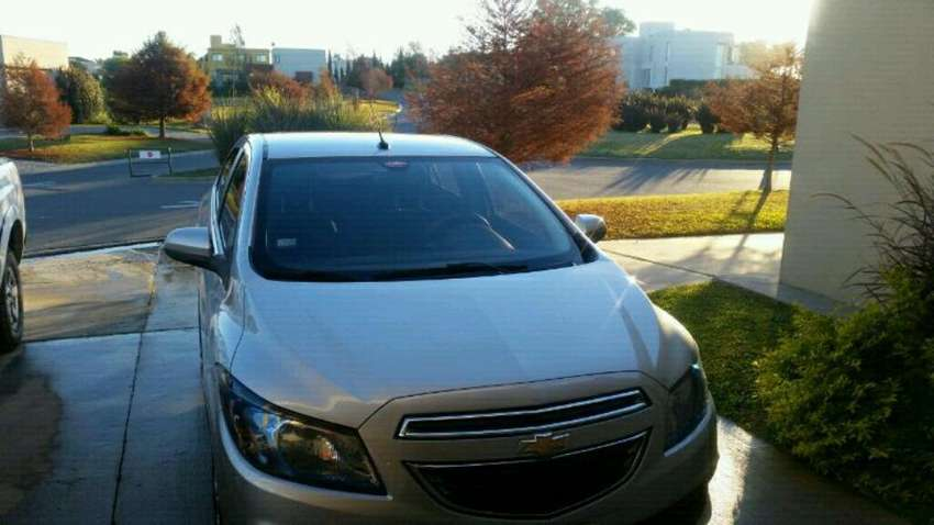 Chevrolet Prisma Ltz Full 2015 impecable!! 0