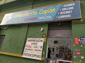 Papelería Internet Fotocopiadora. Para traslado o conservar ubicación