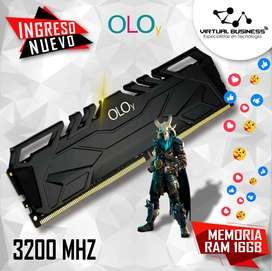 DDR4 -3200 MHz OLOy