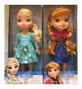 Frozen Pequeña Elsa - Anna Toddler Original