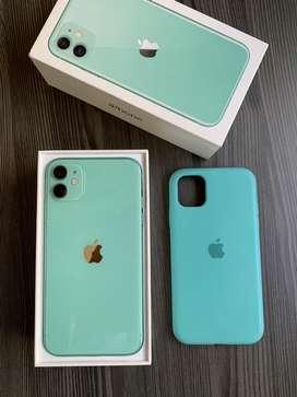 iPhone 11 64 Gb Accesorios + Facura + Garantia