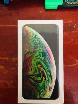 Iphone XS Max 256gb Space gray Totalmente Sellado