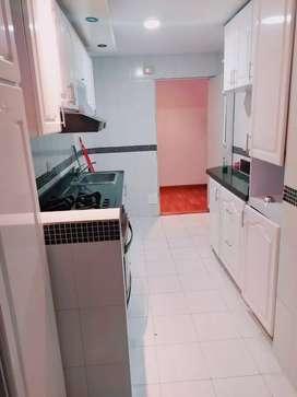 Apartamento en el barrio el contador estrato 5