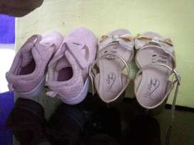 Zapatos talla 22 niña