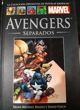 Comics de marvel