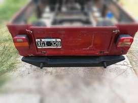 Paragolpe Trasero Jeep. Bumper