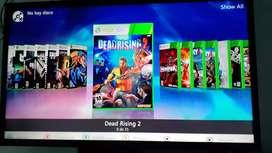 Xbox 360 Slim E con 35 juegos