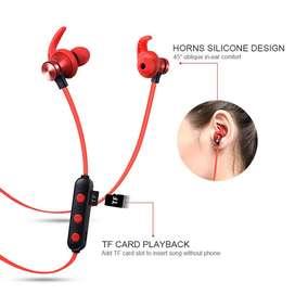 AURICULARES BLUETOOH 23000 PESOS auriculares inalámbricos estéreo Bluetooth 4,2 + LECTOR SD